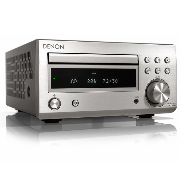 CD ресивер Denon RCD-M41 Silver цена