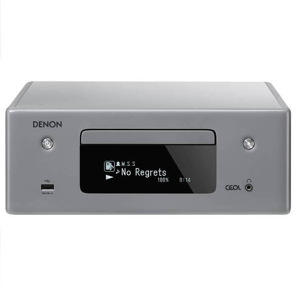 цена на CD ресивер Denon RCD-N10 Grey