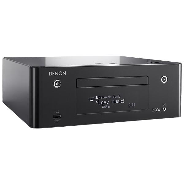 CD ресивер Denon RCD-N9 Black denon sc n9 white полочная ас