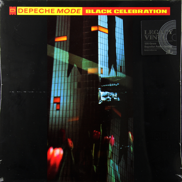 Depeche Mode Depeche Mode - Black Celebration наушники sony mdr zx110ap белый