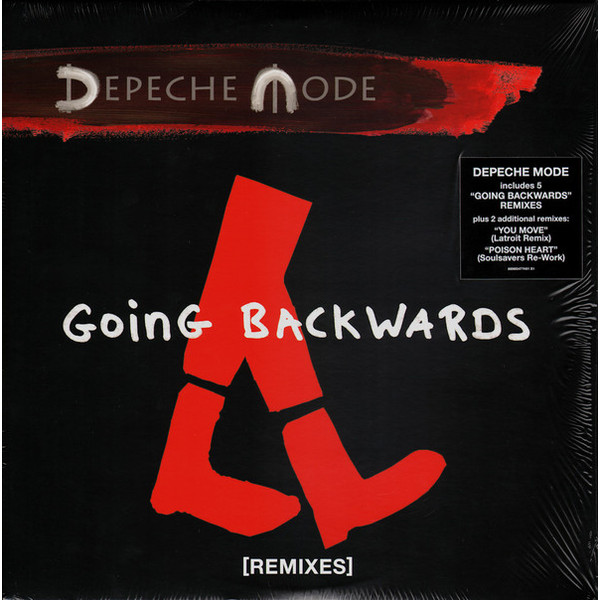 лучшая цена Depeche Mode Depeche Mode - Going Backwards (remixes) (2 Lp, 180 Gr)