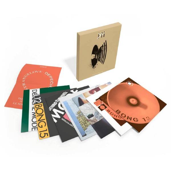 Depeche Mode Depeche Mode - Music For The Masses - The 12 Singles (7 Lp, 180 Gr) depeche mode depeche mode speak and spell 180 gr