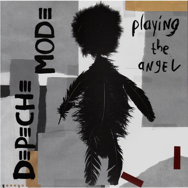 Depeche Mode Depeche Mode - Playing The Angel (2 LP) depeche mode depeche mode going backwards remixes lp