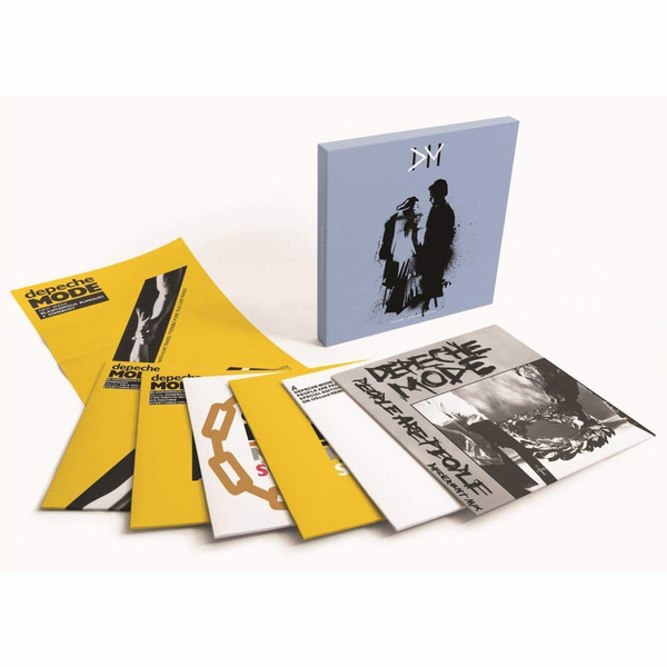 Depeche Mode Depeche Mode - Some Great Reward - The Singles (6 Lp, 180 Gr) depeche mode depeche mode speak and spell 180 gr