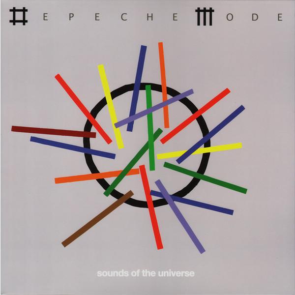 Depeche Mode Depeche Mode - Sounds Of The Universe (2 LP) depeche mode depeche mode going backwards remixes lp