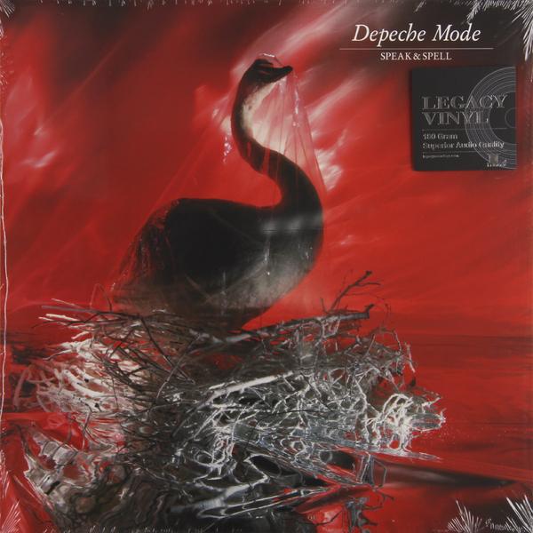 Depeche Mode Depeche Mode - Speak And Spell (180 Gr) depeche mode depeche mode speak and spell 180 gr