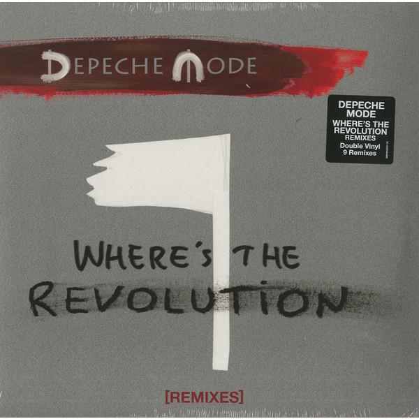 Depeche Mode Depeche Mode - Where's The Revolution (remixes) (2 Lp, 180 Gr) depeche mode depeche mode speak and spell 180 gr