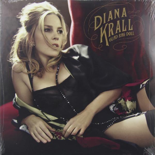 лучшая цена Diana Krall Diana Krall - Glad Rag Doll (2 LP)