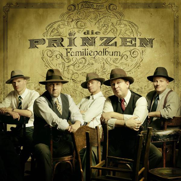 Die Prinzen Die Prinzen - Familienalbum (2 Lp, 180 Gr)