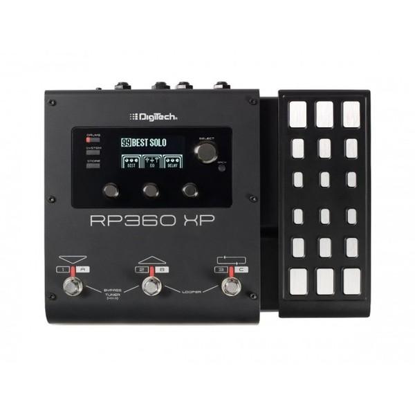 Гитарный процессор Digitech RP360XP гитарный процессор digitech bp90