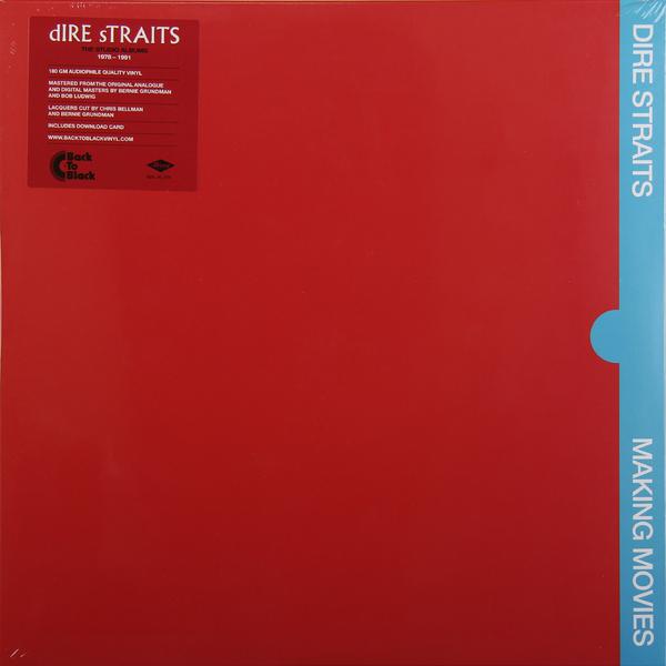 лучшая цена Dire Straits Dire Straits - Making Movies (180 Gr)