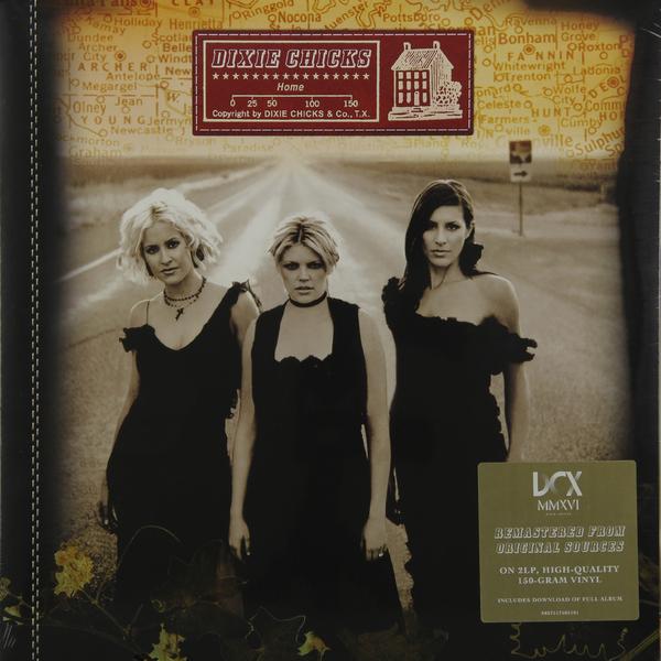 Dixie Chicks Dixie Chicks - Home (2 Lp, 180 Gr)