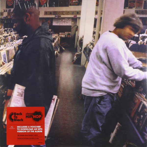 Dj Shadow Dj Shadow - Endtroducing (2 LP)