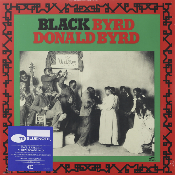 Donald Byrd Donald Byrd - Black Byrd (180 Gr) w byrd in nomine a 5