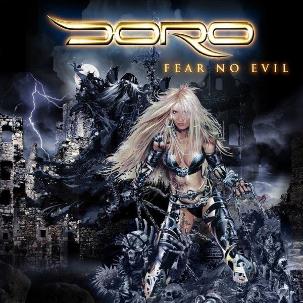 DORO DORO - Fear No Evil (2 Lp, Colour) john davis gordon fear no evil