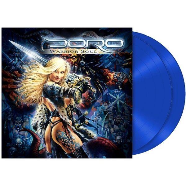 DORO DORO - Warrior Soul (2 Lp, Colour) gza gza liquid swords 2 lp colour