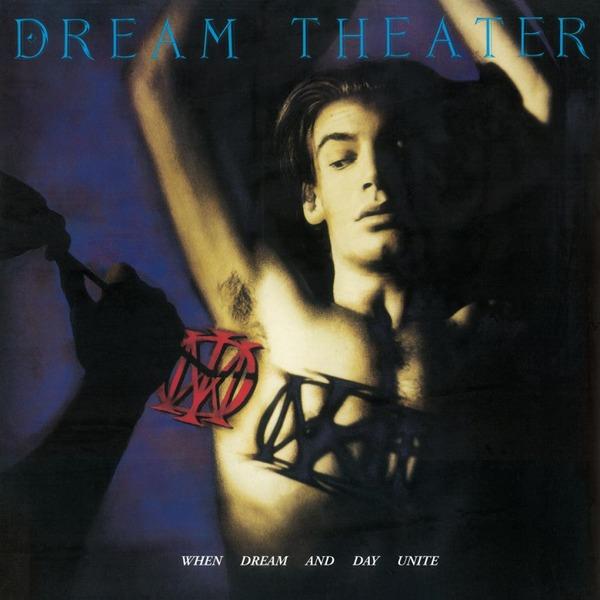 Dream Theater Dream Theater - When Dream And Day Unite (colour)