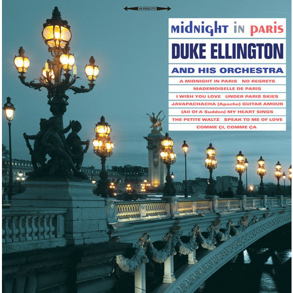 Duke Ellington Duke Ellington - Midnight In Paris duke