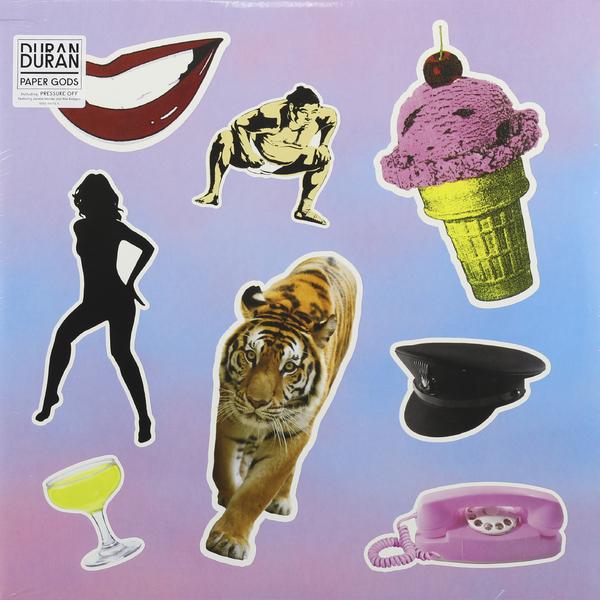 цена на Duran Duran Duran Duran - Paper Gods (2 LP)