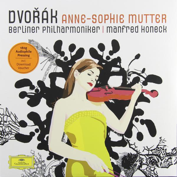 Dvorak DvorakAnne-sophie Mutter - : Violin Concerto (180 Gr) dvorak dvorakjacqueline du pre cello concerto in b minor op 104 180 gr
