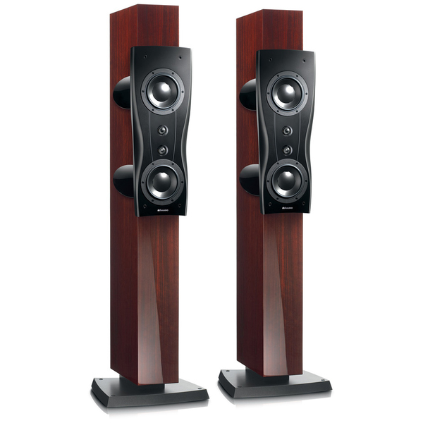 Напольная акустика Dynaudio Confidence Platinum C2 Rosewood High Gloss центральный громкоговоритель dynaudio confidence platinum center mocca high gloss