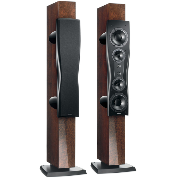 Напольная акустика Dynaudio Confidence Platinum C4 Mocca High Gloss центральный громкоговоритель dynaudio confidence platinum center mocca high gloss