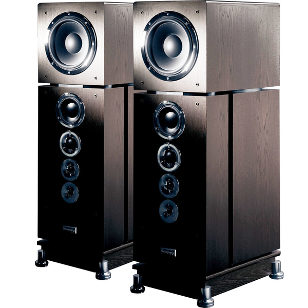 все цены на Напольная акустика Dynaudio Consequence Ultimate Edition Wenge Satin/Chrome онлайн