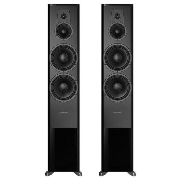 Напольная акустика Dynaudio Contour 60 Black High Gloss профессиональный динамик нч sica 15s4pl 4 ohm