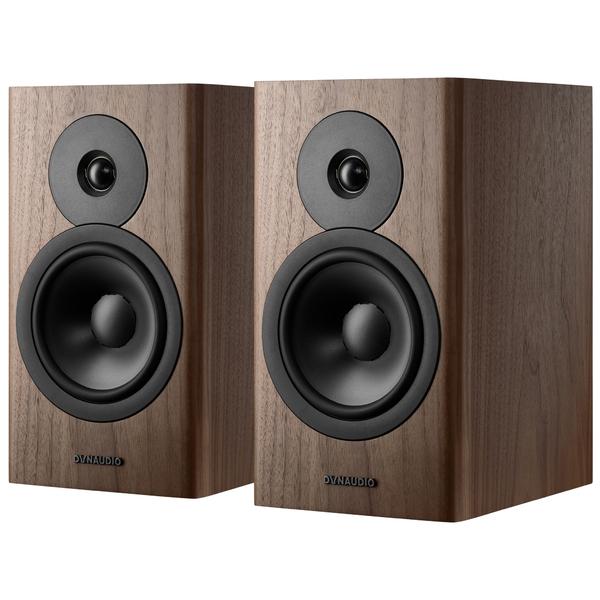 Полочная акустика Dynaudio Evoke 20 Walnut Wood полочная акустика dynaudio contour 20 walnut