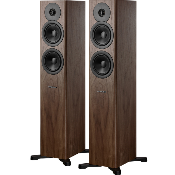 Напольная акустика Dynaudio Evoke 30 Walnut Wood