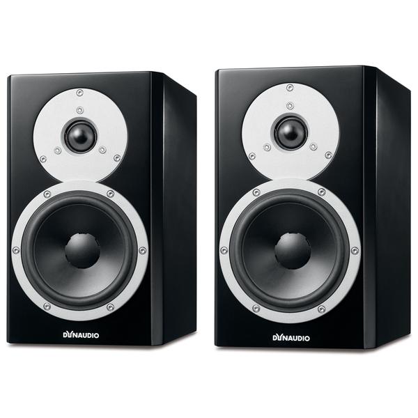 Полочная акустика Dynaudio Excite X14 Satin Black полочная акустика dynaudio contour 20 walnut