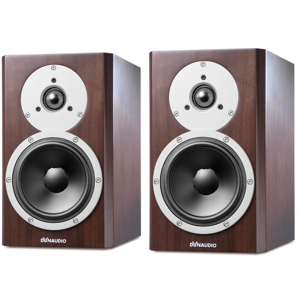 Полочная акустика Dynaudio Excite X14 Walnut полочная акустика dynaudio contour 20 walnut