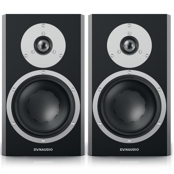 Полочная акустика Dynaudio Excite X18 Satin Black студийный сабвуфер dynaudio 9s black satin