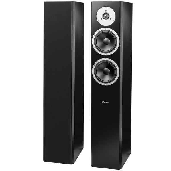 Напольная акустика Dynaudio Excite X34 Satin Black полочная акустика dynaudio excite x14 satin black