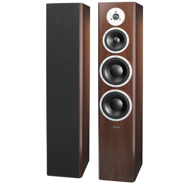 Напольная акустика Dynaudio Excite X38 Walnut профессиональный динамик нч sica 12e2 5cs 4 ohm