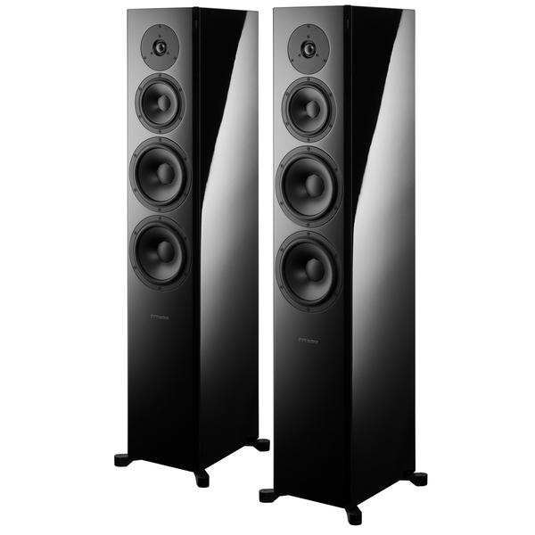цена на Активная напольная акустика Dynaudio Focus 60 XD Black Piano Lacquer
