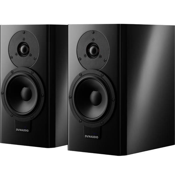 Активная полочная акустика Dynaudio Xeo 20 Black Satin студийные мониторы dynaudio lyd 8 black