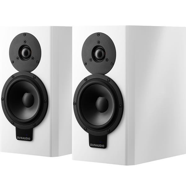 Активная полочная акустика Dynaudio Xeo 20 White Satin студийные мониторы dynaudio lyd 8 black