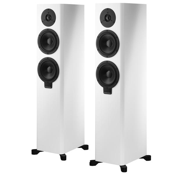 Активная напольная акустика Dynaudio Xeo 30 White Satin студийные мониторы dynaudio lyd 8 black