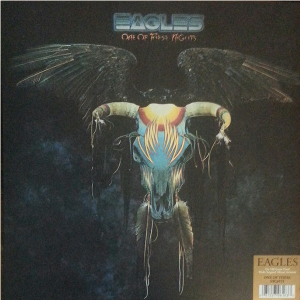 Eagles Eagles - One Of These Nights surry of eagles nest