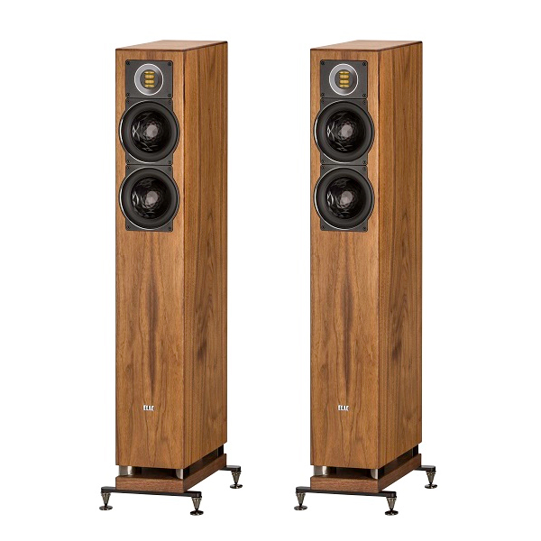 Напольная акустика ELAC FS 407 Oiled Walnut цена и фото