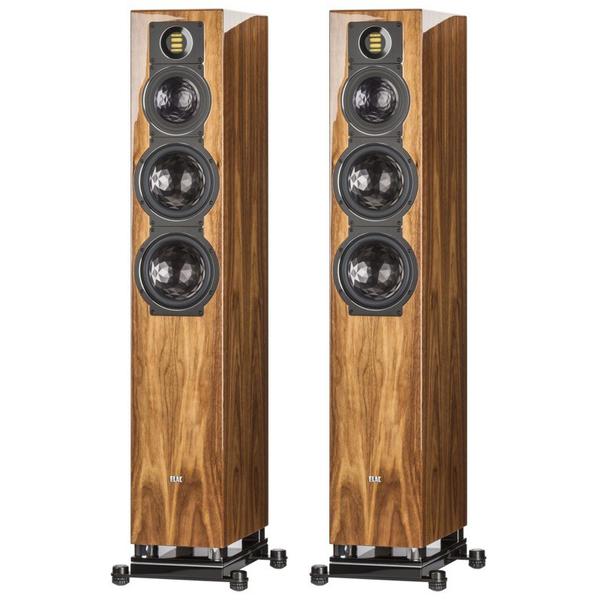 лучшая цена Напольная акустика ELAC FS 409 High Gloss Walnut