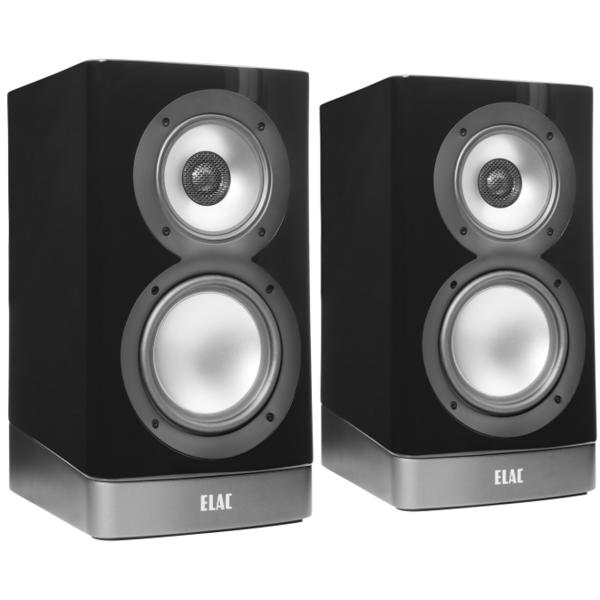Активная полочная акустика ELAC Navis ARB-51 High Gloss Black динамик сч нч fostex fw208 hs 1 шт