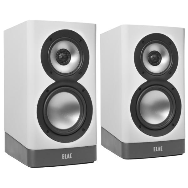 Активная полочная акустика ELAC Navis ARB-51 High Gloss White динамик сч нч fostex fw208 hs 1 шт
