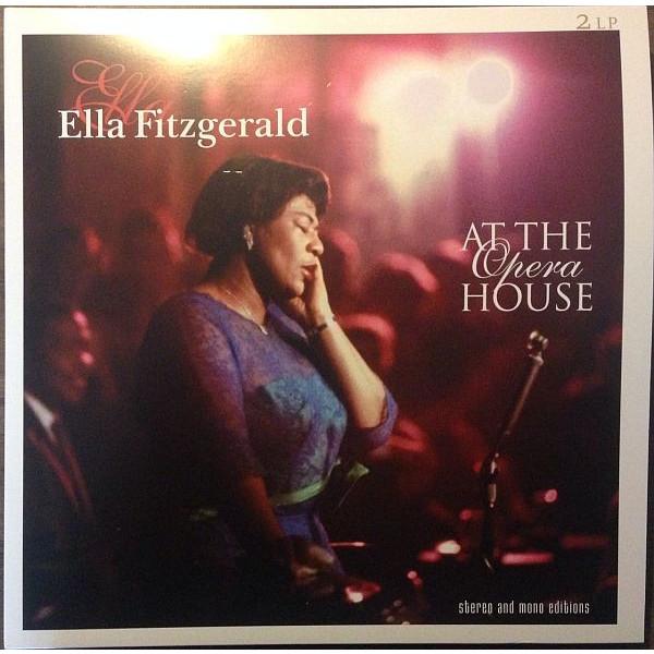 Ella Fitzgerald Ella Swings Lightly купить виниловую