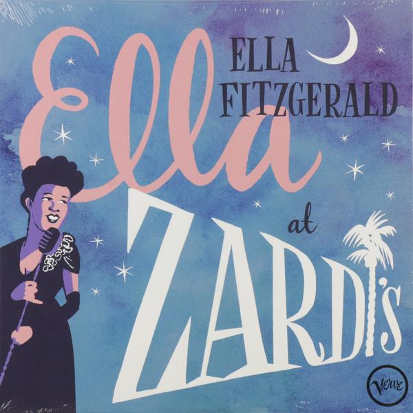 Ella Fitzgerald Ella Fitzgerald - Ella At Zardi's (2 LP) ella fitzgerald ella fitzgerald ella at the shrine prelude to zardi s colour