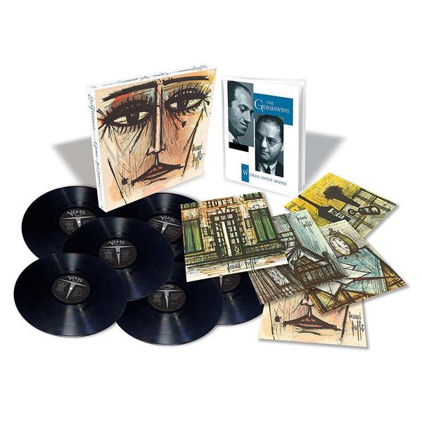 Ella Fitzgerald Ella Fitzgerald - Sings The George Ira Gershwin Song Books (6 LP) набор лаков для ногтей christina fitzgerald christina fitzgerald ch007lwcpc16