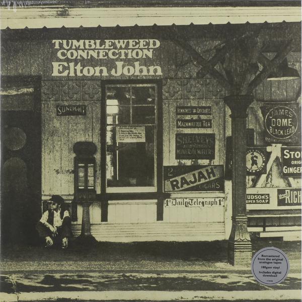 Elton John Elton John - Tumbleweed Connection (180 Gr)