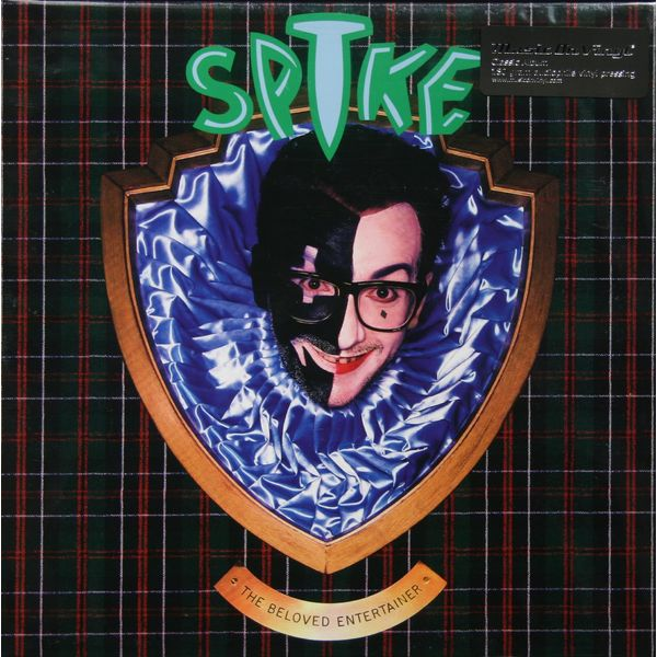 лучшая цена Elvis Costello Elvis Costello - Spike (180 Gr)