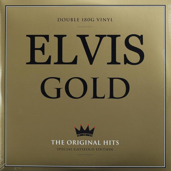 Elvis Presley Elvis Presley - Gold (2 Lp, 180 Gr) lp cd elvis presley